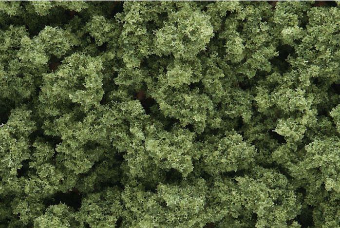Woodland Scenics Bushes Light Green Bag image