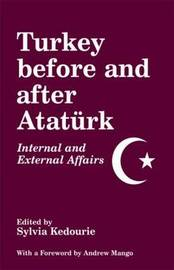 Turkey Before and After Ataturk image