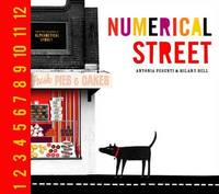 Numerical Street by Antonia Pesenti