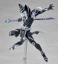Yu-Gi-Oh: Vulcanlog Revo Dark Magician Action Figure