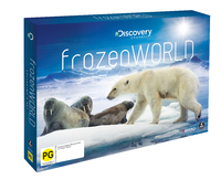 Frozen World Collector's Set on DVD