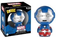 Marvel: Iron Patriot - Dorbz Vinyl Figure