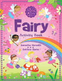 Fairy Activity Book by Catriona Clarke