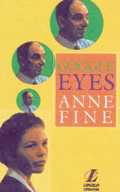 Goggle Eyes by Anne Fine image