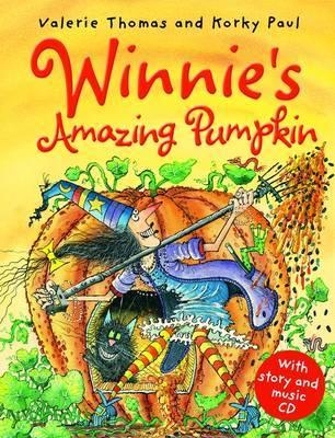 Winnie's Amazing Pumpkin by Valerie Thomas image