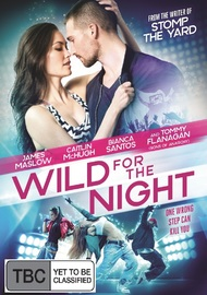 Wild For the Night on DVD