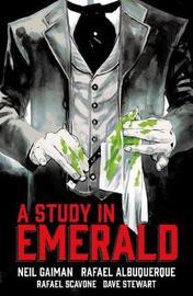 Neil Gaiman's a Study in Emerald by Neil Gaiman