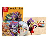 Shantae: Half-Genie Hero Ultimate Day One Edition for Nintendo Switch