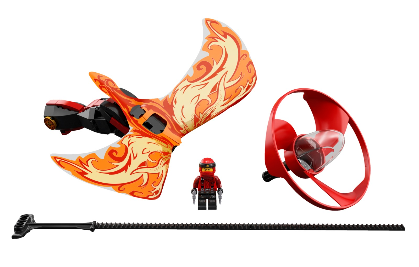 LEGO Ninjago - Kai Dragon Master (70646) image
