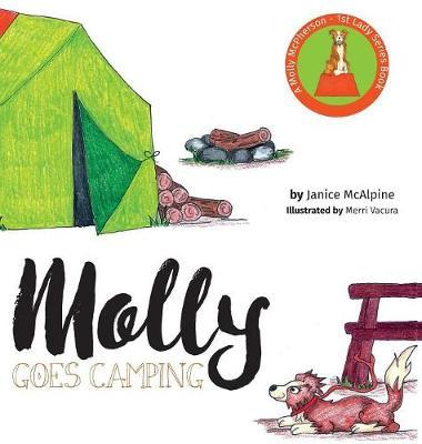 Molly Goes Camping by Janice McAlpine image