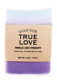 Whiskey River Co: Soap - True Love