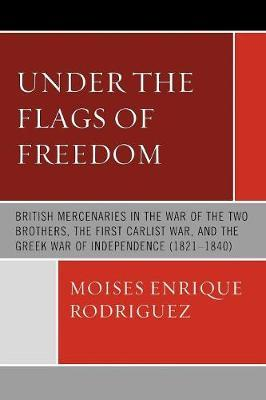 Under the Flags of Freedom by Moises Enrique Rodriguez