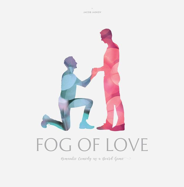 Fog of Love: Alternate Cover - Male Edition