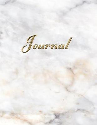 Marble Journal For Women by Rock Solid Books