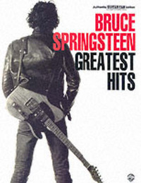 Bruce Springsteen Greatest Hits by Bruce Springsteen image