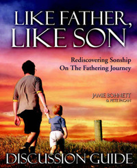 Like Father, Like Son Discussion Guide by Jamie Bohnett image