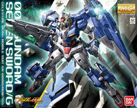 MG 1/100 Gundam 00 Seven Sword - Model Kit