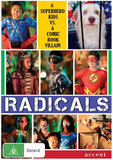 Radicals on DVD