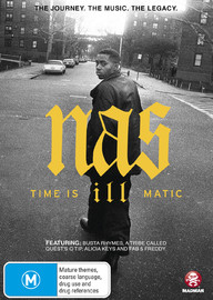 Nas: Time is Illmatic on DVD