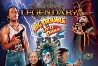 Legendary: Big Trouble in Little China - Card Game