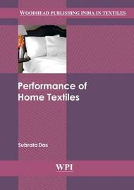 Performance of Home Textiles by Subrata Das