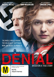 Denial on DVD image