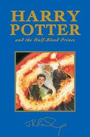 Harry Potter and the Half-Blood Prince #6 (Special Ed.) by J.K. Rowling image