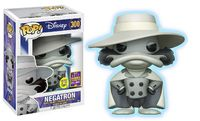 Darkwing Duck - Negatron (Glow) Pop! Vinyl Figure (LIMIT - ONE PER CUSTOMER)