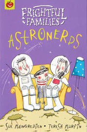 Astronerds by Sue Mongredien image