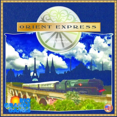 Orient Express - Board Game image