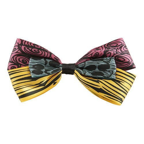 Neon Tuesday: Nightmare Before Christmas - Sally Hair Bow