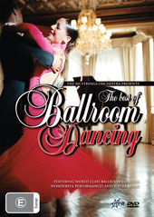 Best Of Ballroom Dancing, The (DVD And CD) on DVD