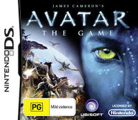 James Cameron's Avatar: The Game for DS