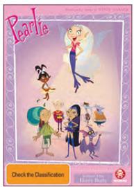 Pearlie: Hurly Burly! (Vol 1) on DVD