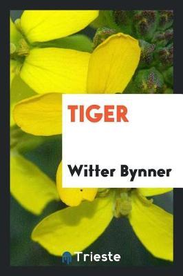 Tiger by Witter Bynner image