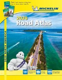 Road Atlas 2020 - USA, Canada, Mexico (A4-Spiral)