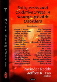 Fatty Acids & Oxidative Stress in Neuropsychiatric Disorders image