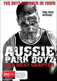 Aussie Park Boyz 2 on DVD