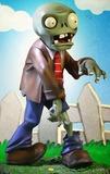 "Plants vs. Zombies - 13"" Zombie Statue"