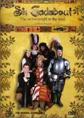 Sir Gadabout - The Worst Knight in The Land on DVD
