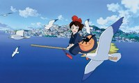 Kiki's Delivery Service on Blu-ray image