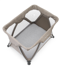 Nuna Sena Travel Cot Fitted Sheets Accessory - White image