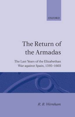 The Return of the Armadas by R.B. Wernham image