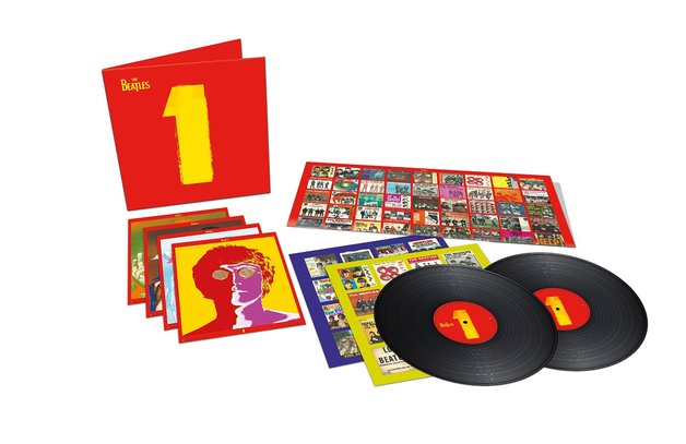 The Beatles 16lp Remastered Vinyl Box Set The Beatles