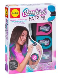 Alex: Ombre Hair FX