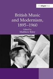 British Music and Modernism, 1895-1960 image