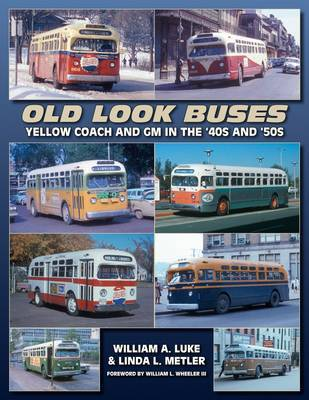 Old Look Buses by William A Luke image