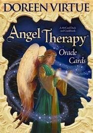 Angel Therapy Oracle Cards by Doreen Virtue image