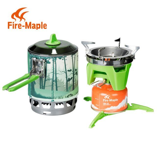Firemaple Cook System X3 image