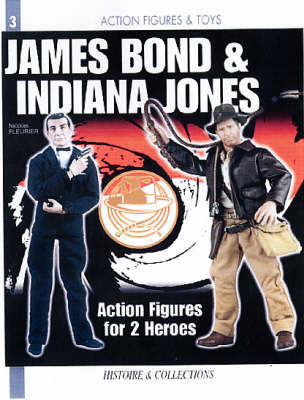 12 Inch Indiana Jones and James Bond by Nicolas Fleurier